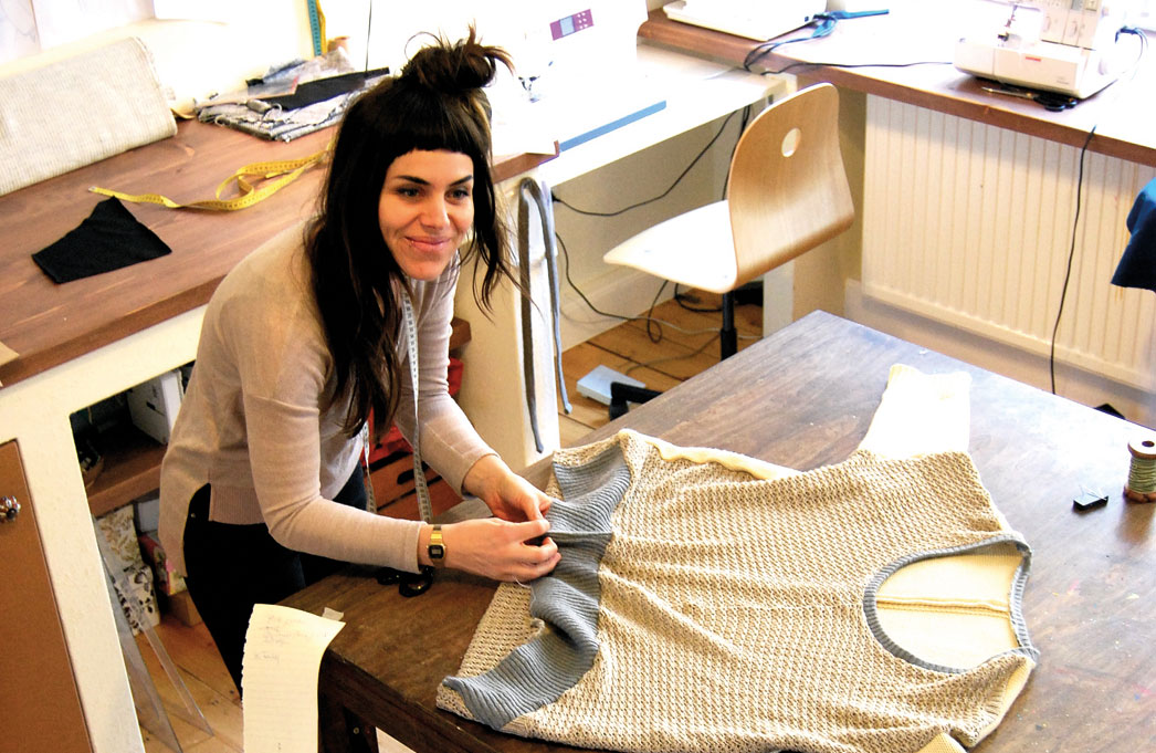 Textil-Recycling-Workshop