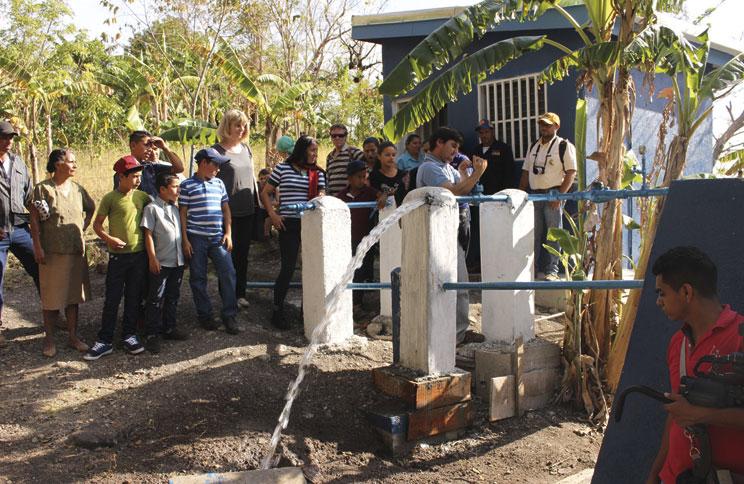 Wasser für Jinotega