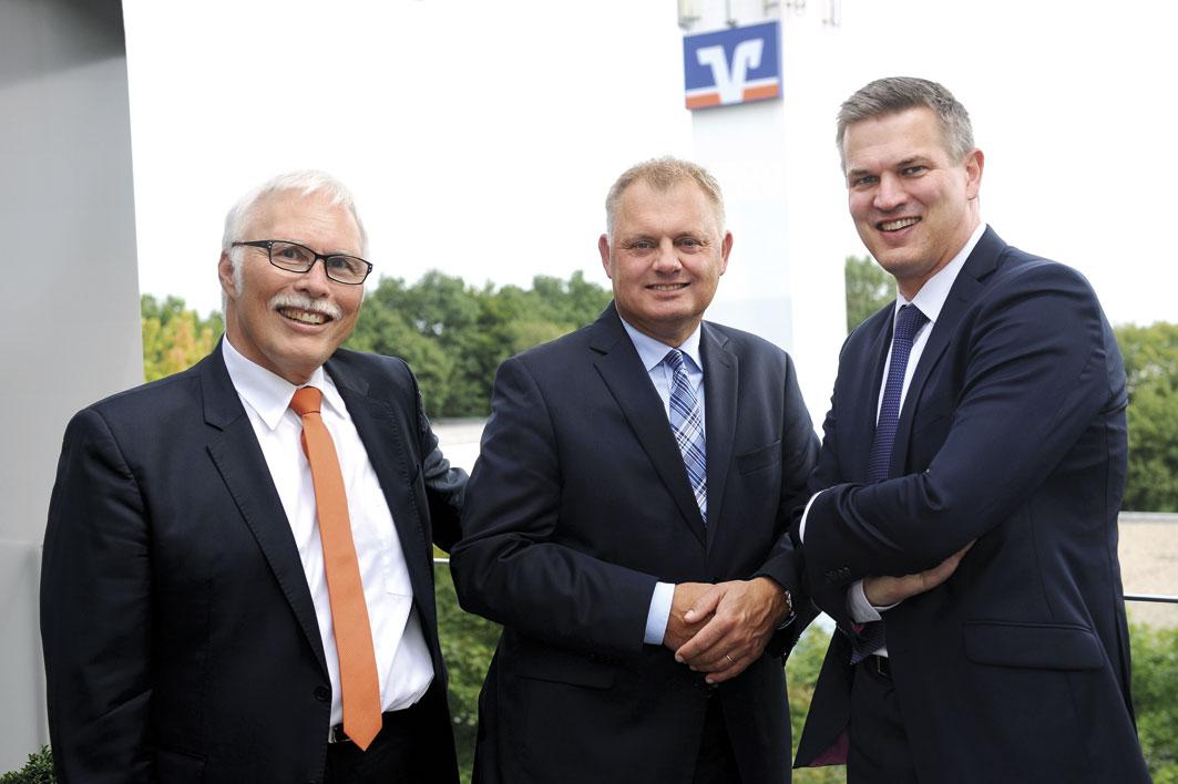 Bergisches Land – Volksbank – Bilanz 2017