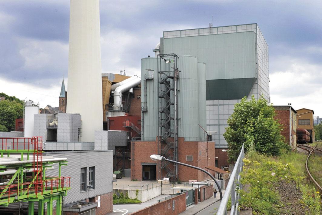 Wuppertal – Stadtwerke und AWG – Fernwärmeleitung