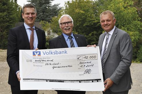 12.000 Euro werden vergeben