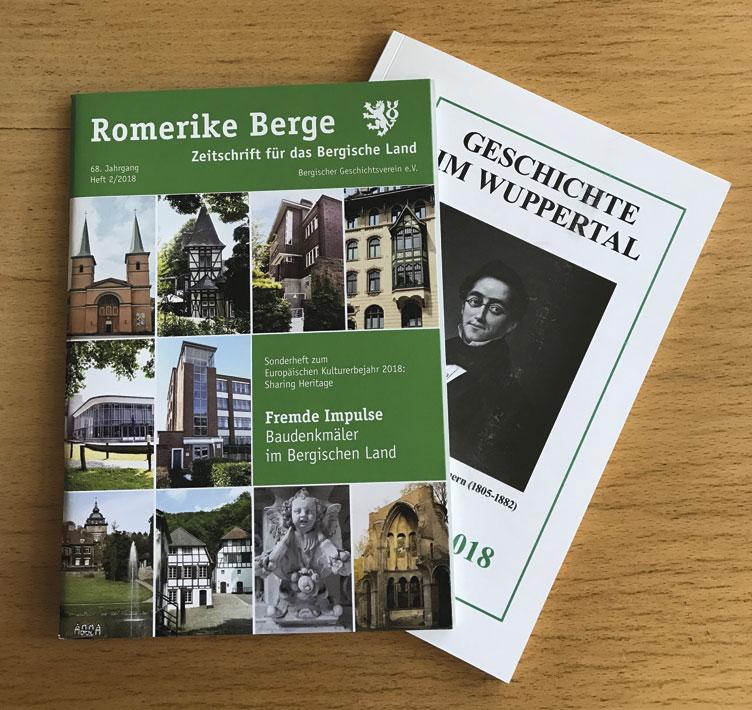 Bergisches Land – Bergischer Geschichtsverein