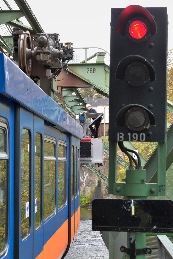 Wuppertal – Stadtwerke – Unfall 2018