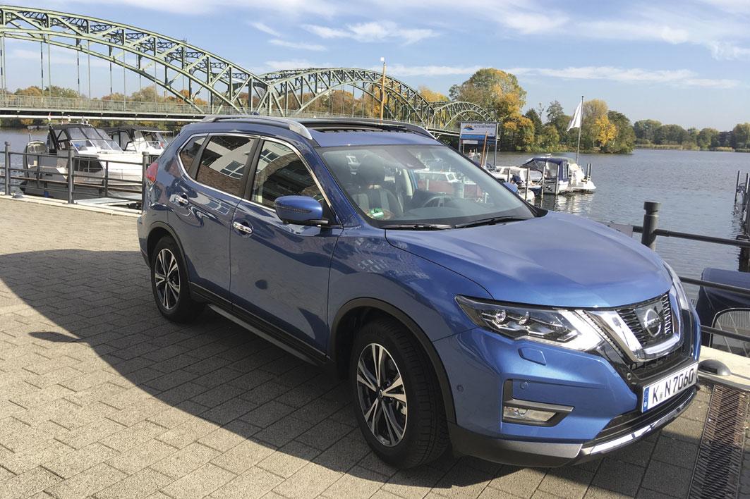 Autotest – Nissan X-Trail
