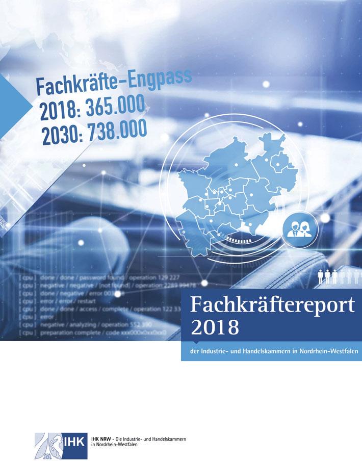Bergisches Städtedreieck – Industrie- und Handelskammer – Fachkräftereport