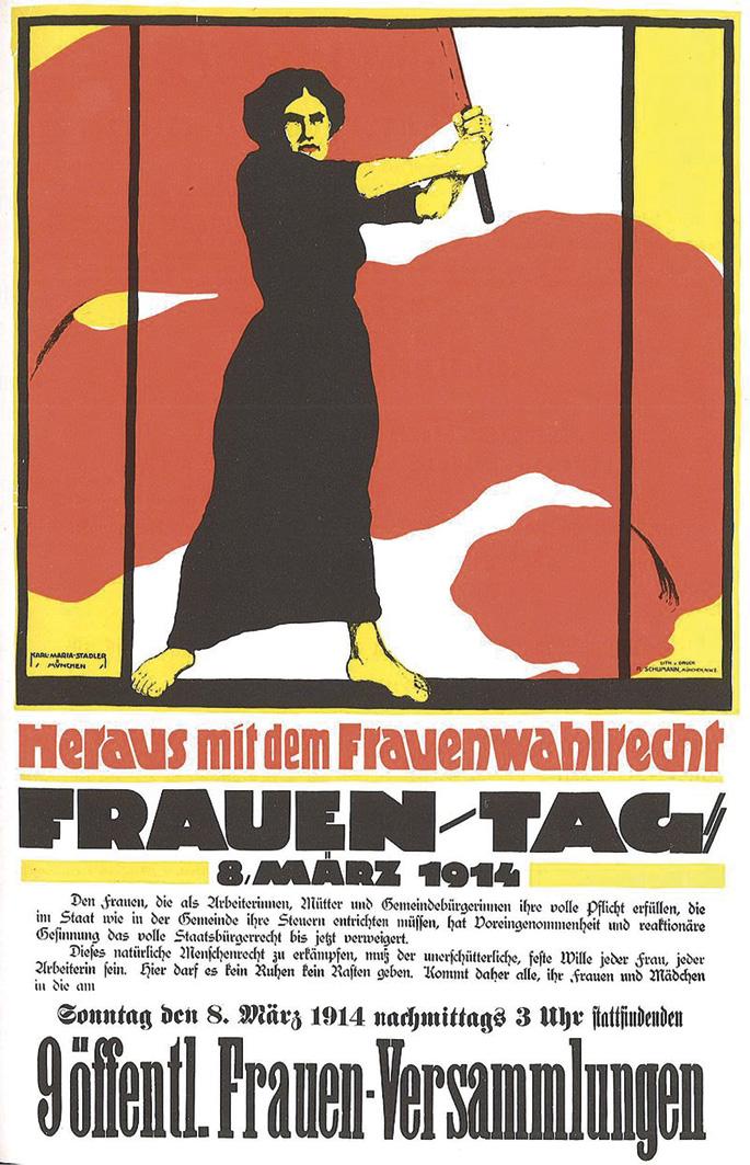 Wuppertal – Stadtverwaltung – 100 Jahre Frauenwahlrecht