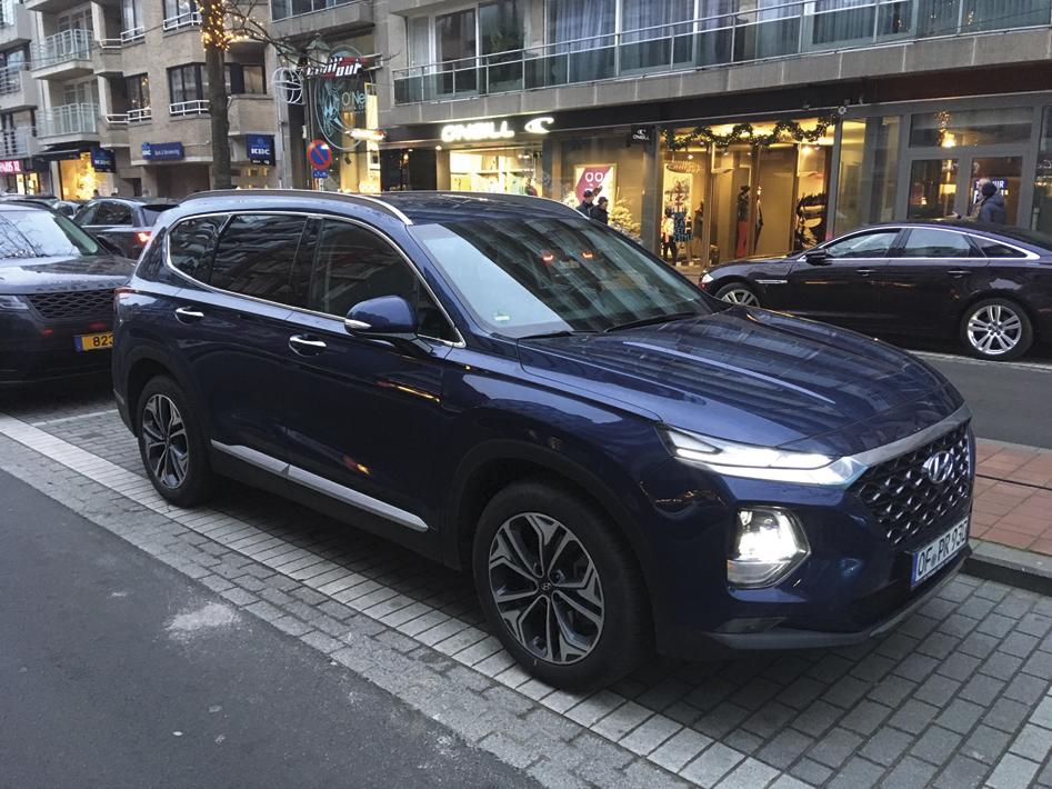 Autotest – Hyundai Santa Fe 2.4 GDI Premium