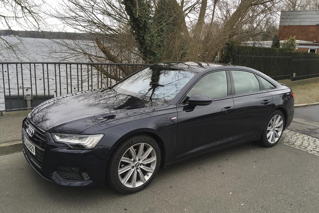 Autotest – Audi A6 40 TDI quattro S-tronic Sport