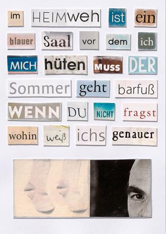 Wort-Bild-Kunstwerke