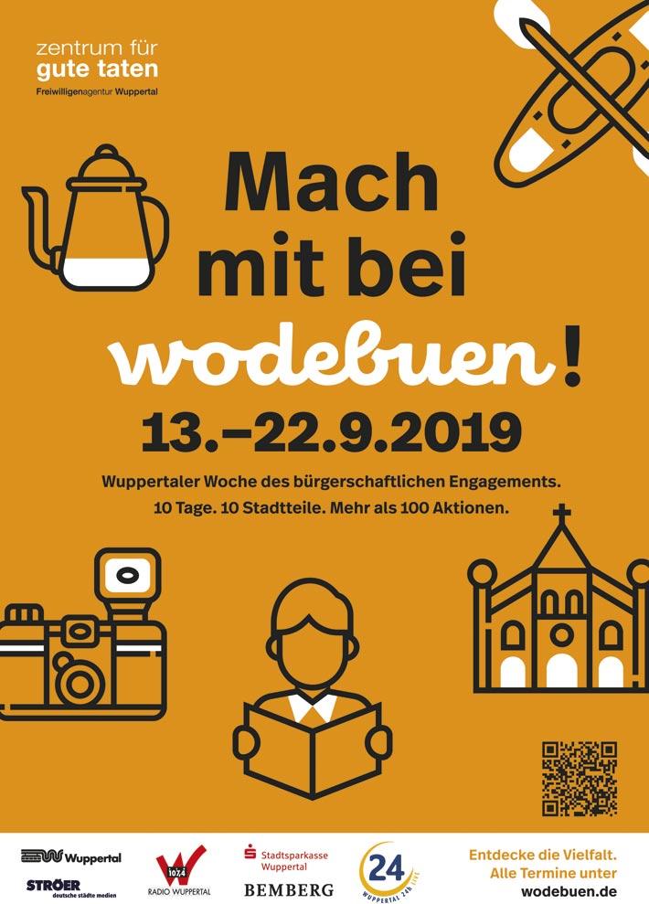 Bergisches Städtedreieck – Woche des bürgerschaftlichen Engagements 2019