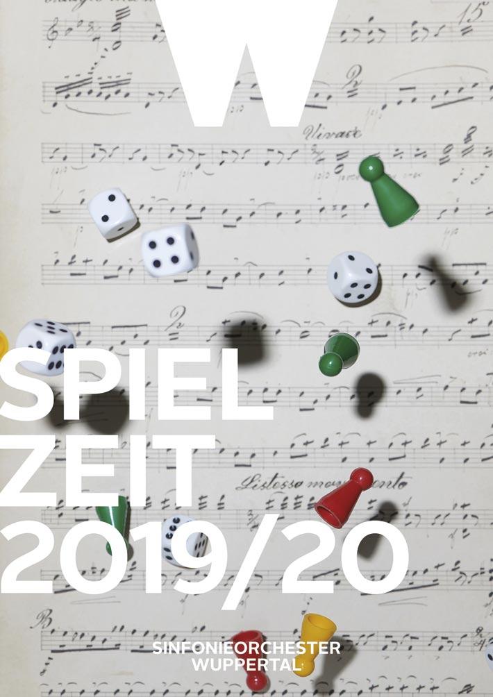Wuppertal – Sinfonieorchester – Saison 2019/2020