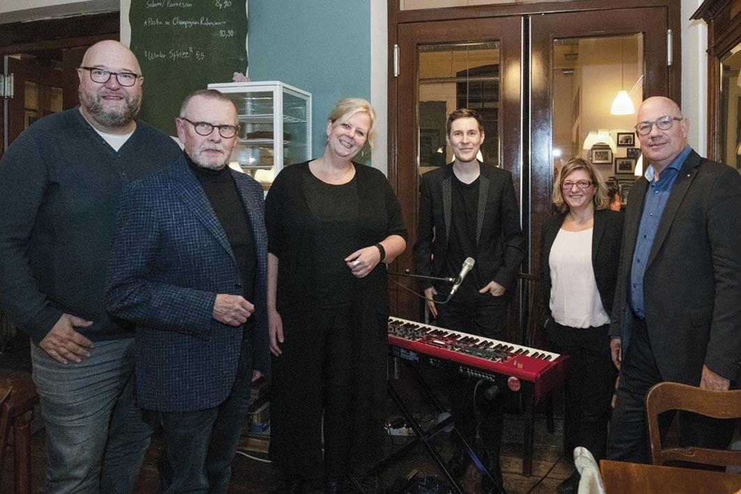 Bergisches Städtedreieck – Preisverleihung Kulturplus-Preis 2019