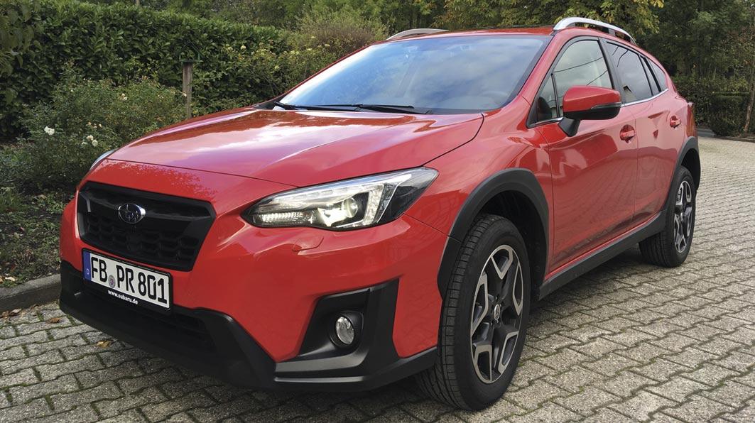 Autotest: Subaru XV 2.0i Exclusive+ Lineartronic
