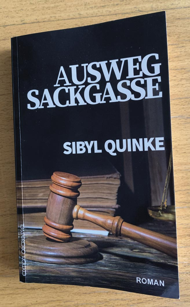 Wuppertal – Literatur – Gerichtsroman