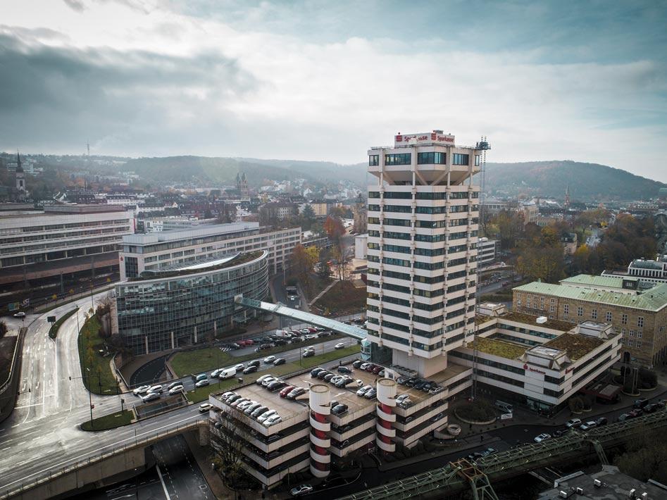 Wuppertal – Stadtsparkasse – Jahresbilanz 2019