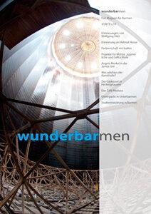 Titelbild wunderbarmen 3/2019 mit geringer Auflösung