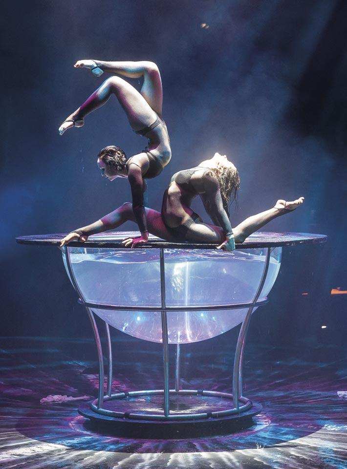 Wuppertal – Gastpiel Zirkus Flic Flac