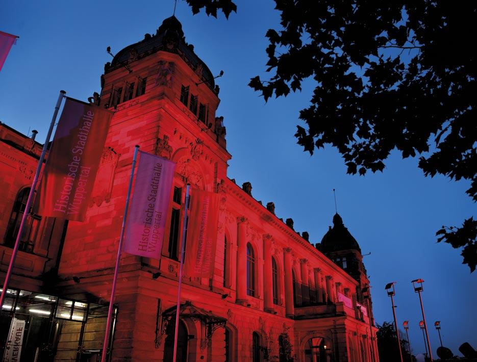 Wuppertal – Historische Stadthalle – Saison 2020/2021