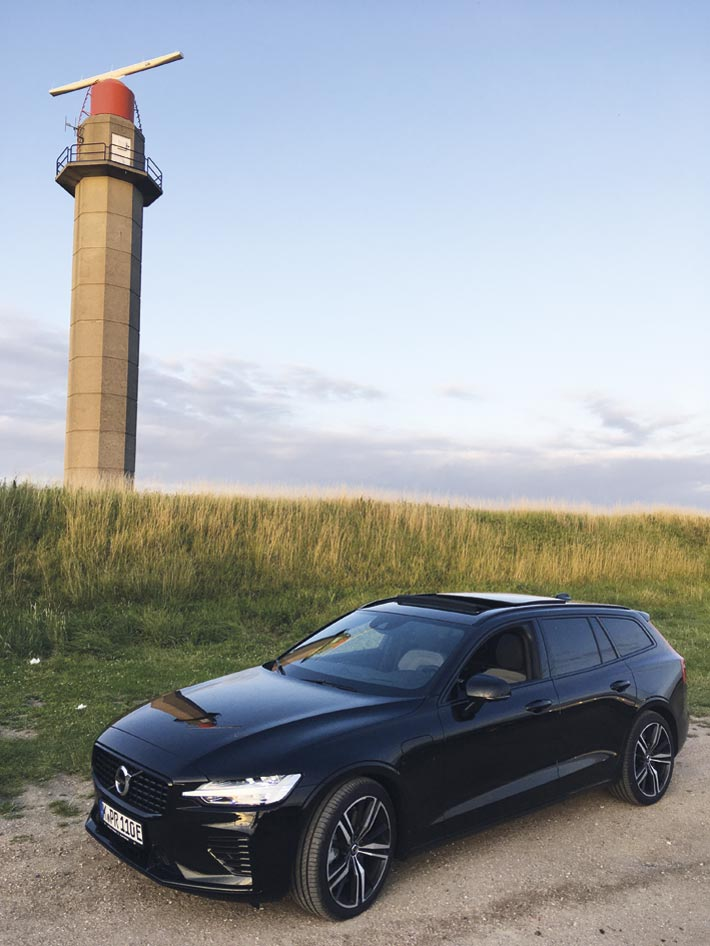 Autotest – Volvo V60 Recharge T6 AWD Inscription