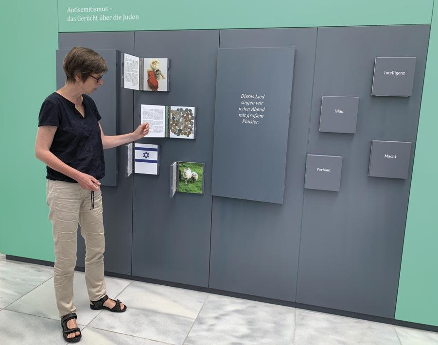 Wuppertal – Begegnungsstätte Alte Synagoge – Antisemitismus-Programm