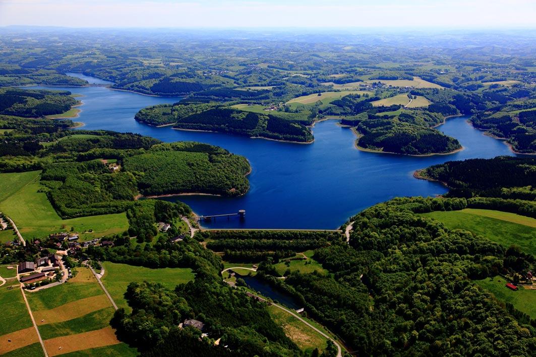 Bergisches Land – Wupperverband – Talsperren