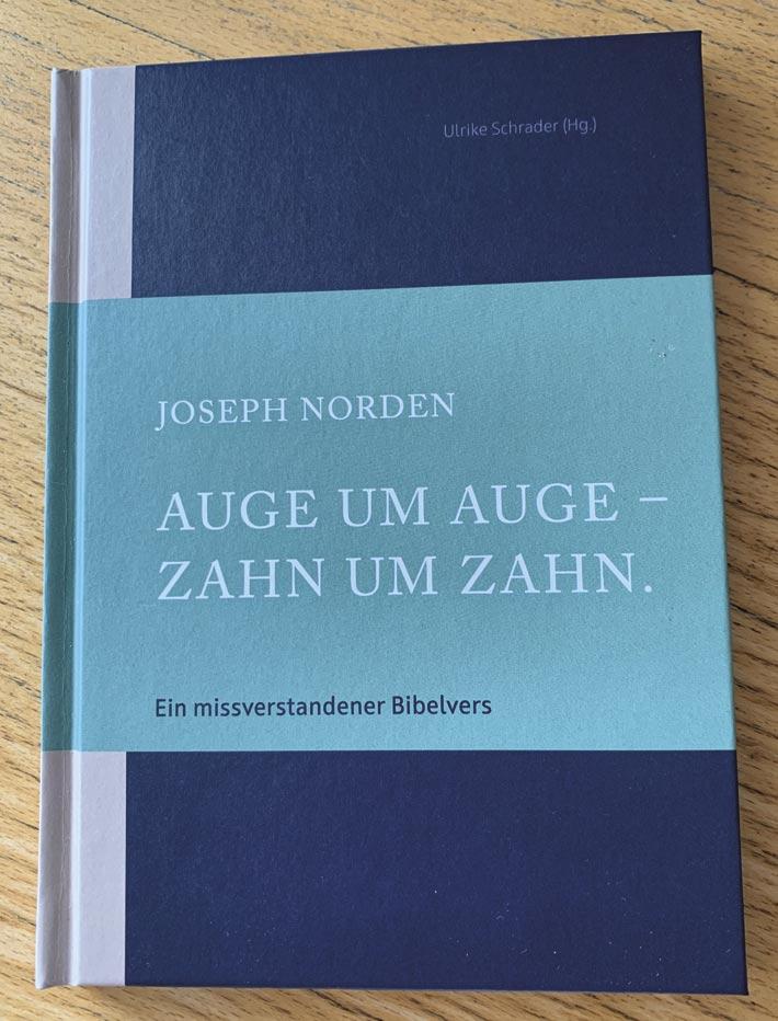 Literatur – Empfehlung – Joseph Norden
