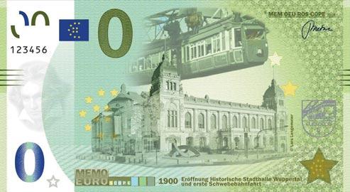 Neuer Null-Euro-Schein