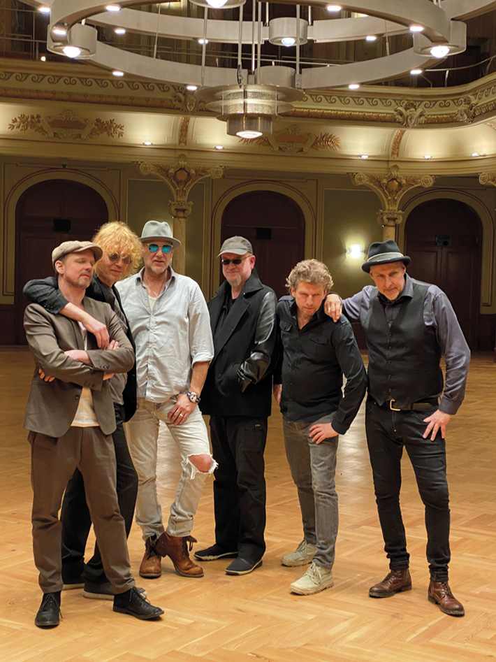 Wuppertal – Stadthalle/Fury in the Slaughterhouse