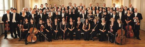 Sinfonieorchester im Livestream