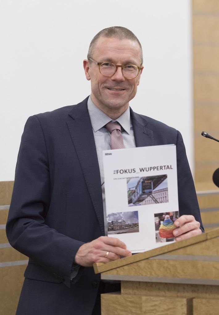 Wuppertal – 100 Tage Uwe Schneidewind