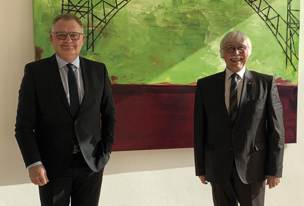Bergisches Land – Volksbank – Bilanz 2020