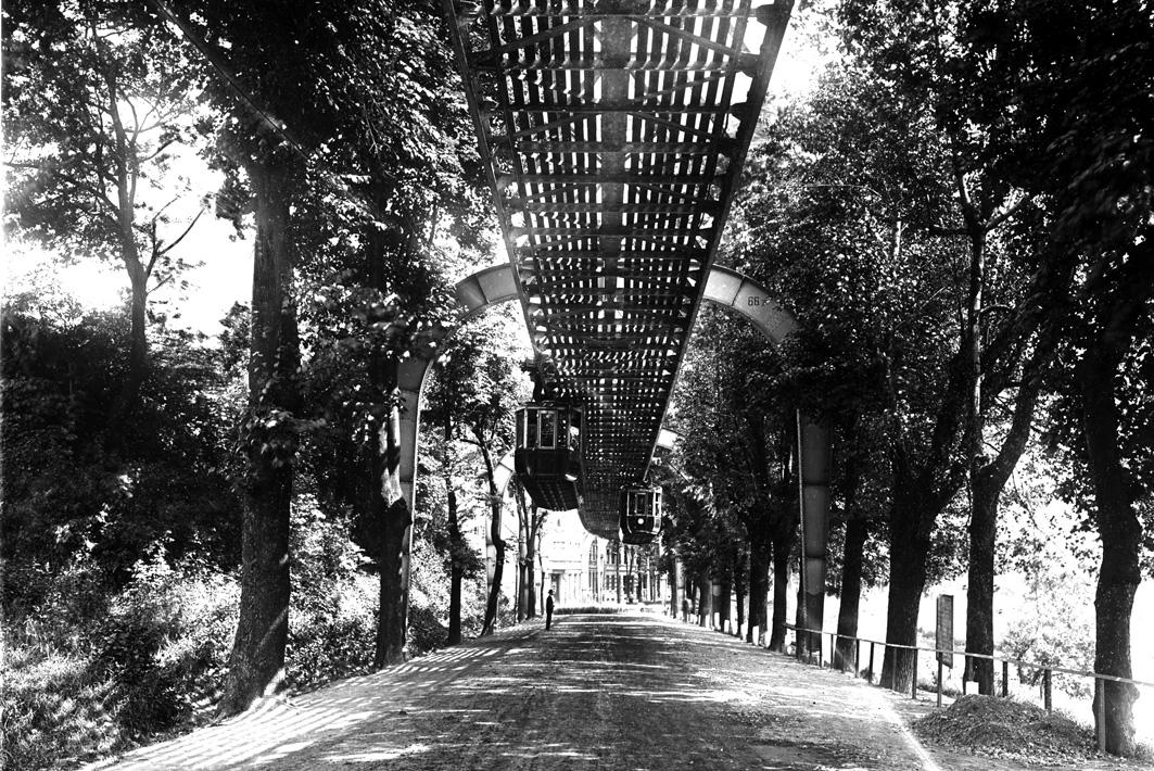 Wuppertal – Schwebebahn – 120 Jahre