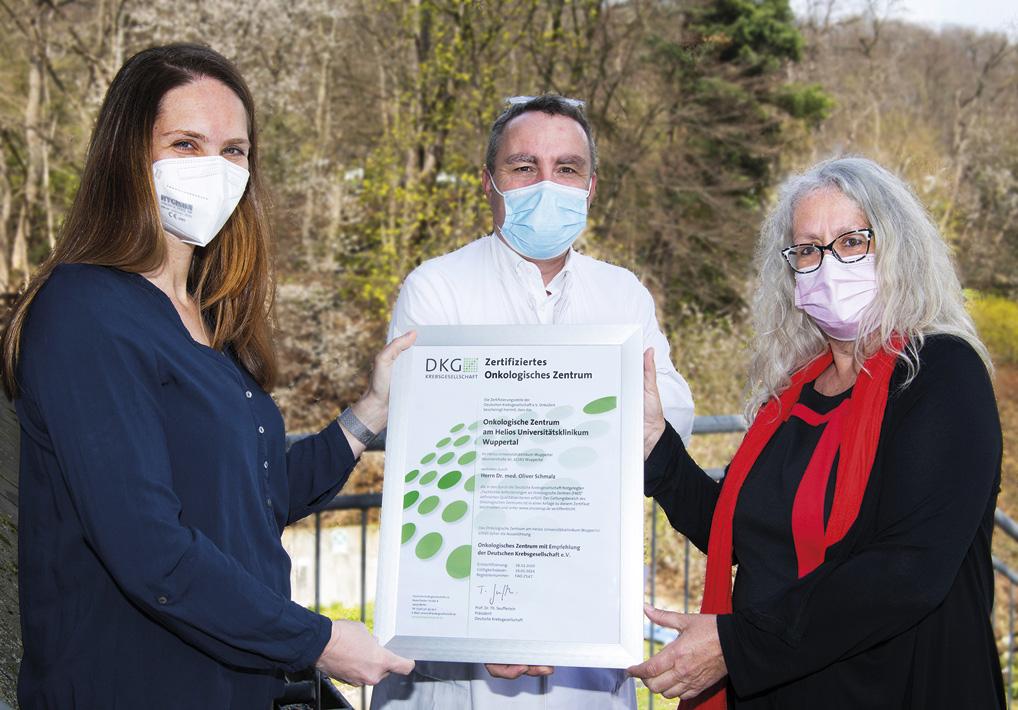 Wuppertal – Helios-Universitätsklinikum – Onkologisches Zentrum