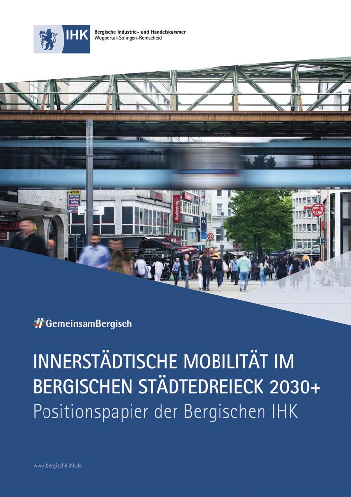 Bergisches Städtedreieck – Industrie- und Handelskammer – Mobilität