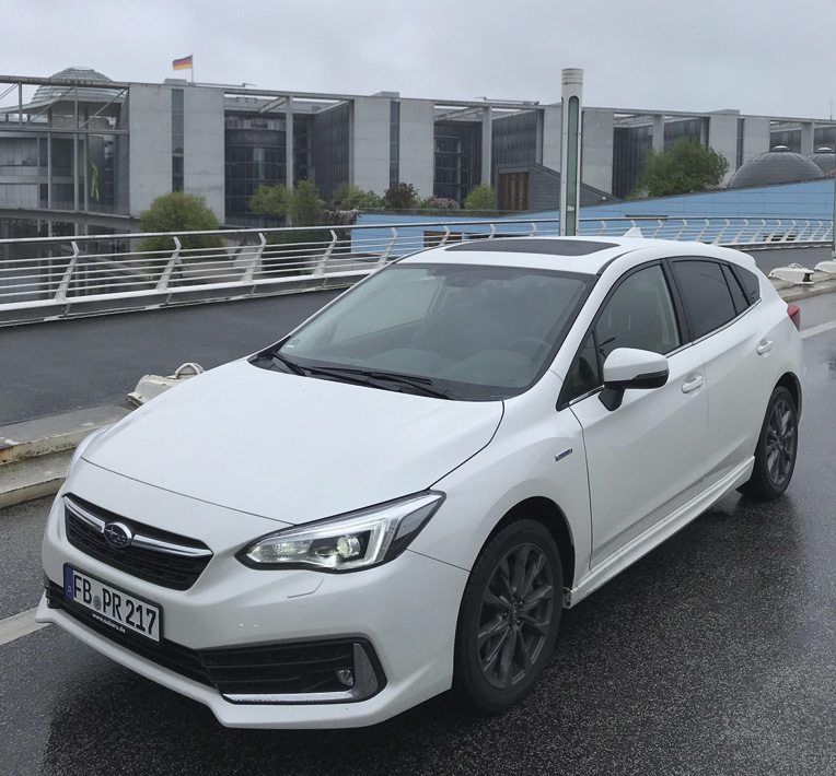Autotest – Subaru Impreza 2.0ie Platinum Lineatronic 2021