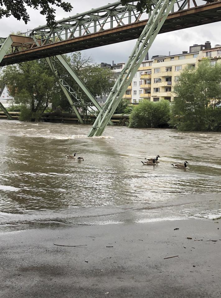 Wuppertal – Stadtentwicklung – Hochwasser