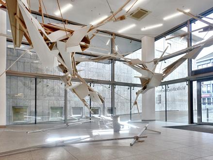 Installation und Digitalkunst